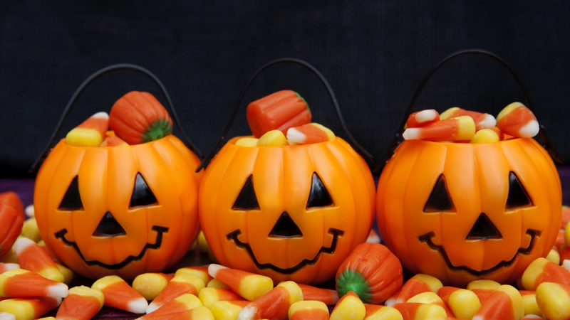 Halloween Tooth Decay Dental Hygiene Guelph
